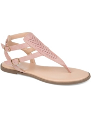 Journee Collection Women's Harmony Sandal Women's Shoes