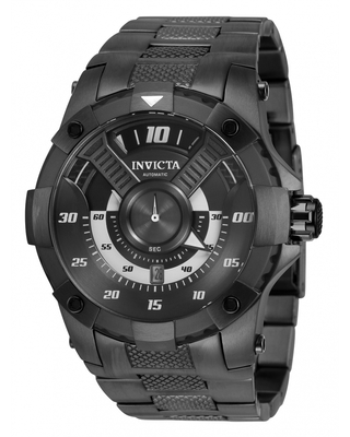 Invicta S1 Rally Automatic Gunmetal Dial Mens Watch 33492