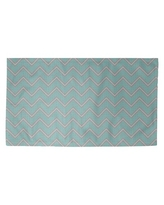 Find Savings On Stephenie Reverse Hand Drawn Chevrons Green Area Rug Brayden Studio Rug Size Rectangle 2 X 3