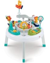 Fisher-Price 2-in-1 Sit-to-Stand Activity Center - Safari