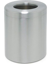 Front Of The House Table Top Stainless Steel Waste Basket BHO045BSS21