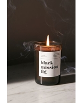 Classic Soy Candle - Black at Urban Outfitters