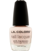 L.A. Colors CNP517 In The Nude Nail Lacquer, 0.44 fl oz