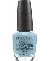 OPI Cant Find my Czechbook Nail Lacquer, Blue