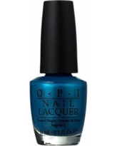 OPI Teal (Blue) The Cows Come Home Nail Lacquer
