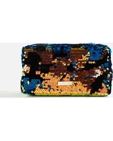 *Luxe Make Up Bag by Skinnydip London - Gold
