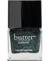 Butter London 3 Free Nail Polish, Jack the Lad, Opaque moss green Colour