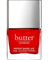 Butter London 'Patent Shine 10X' Nail Lacquer - Her Majestys Red