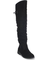 Olivia Miller Claremont Women's Over-the-Knee Slouch Boots, Size: 6, Black