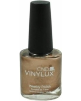 CND Vinylux Sugared Spice 0.5-ounce Nail Polish, Gold