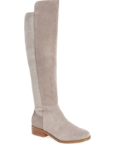 Women's Sole Society Calypso Over The Knee Boot, Size 9.5 M - Grey