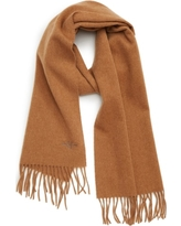 Men's Hickey Freeman Cashmere Solid Scarf