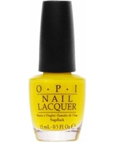OPI Nail Lacquer, OPI Tru Neon Collection, 0.5 Fluid Ounce - No Faux Yellow BB8