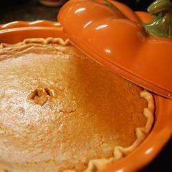 Cindy's Pumpkin Pie