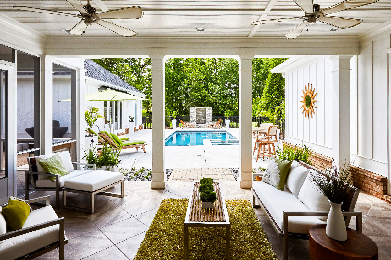 Backyard Retreat $25,000 Sweepstakes