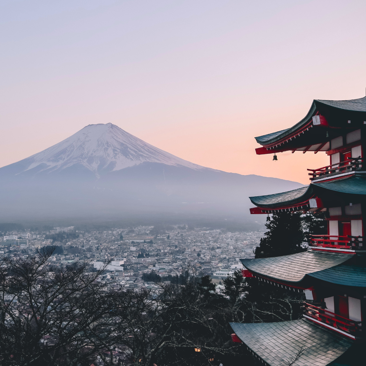 WIn a getaway to Japan Sweepstakes