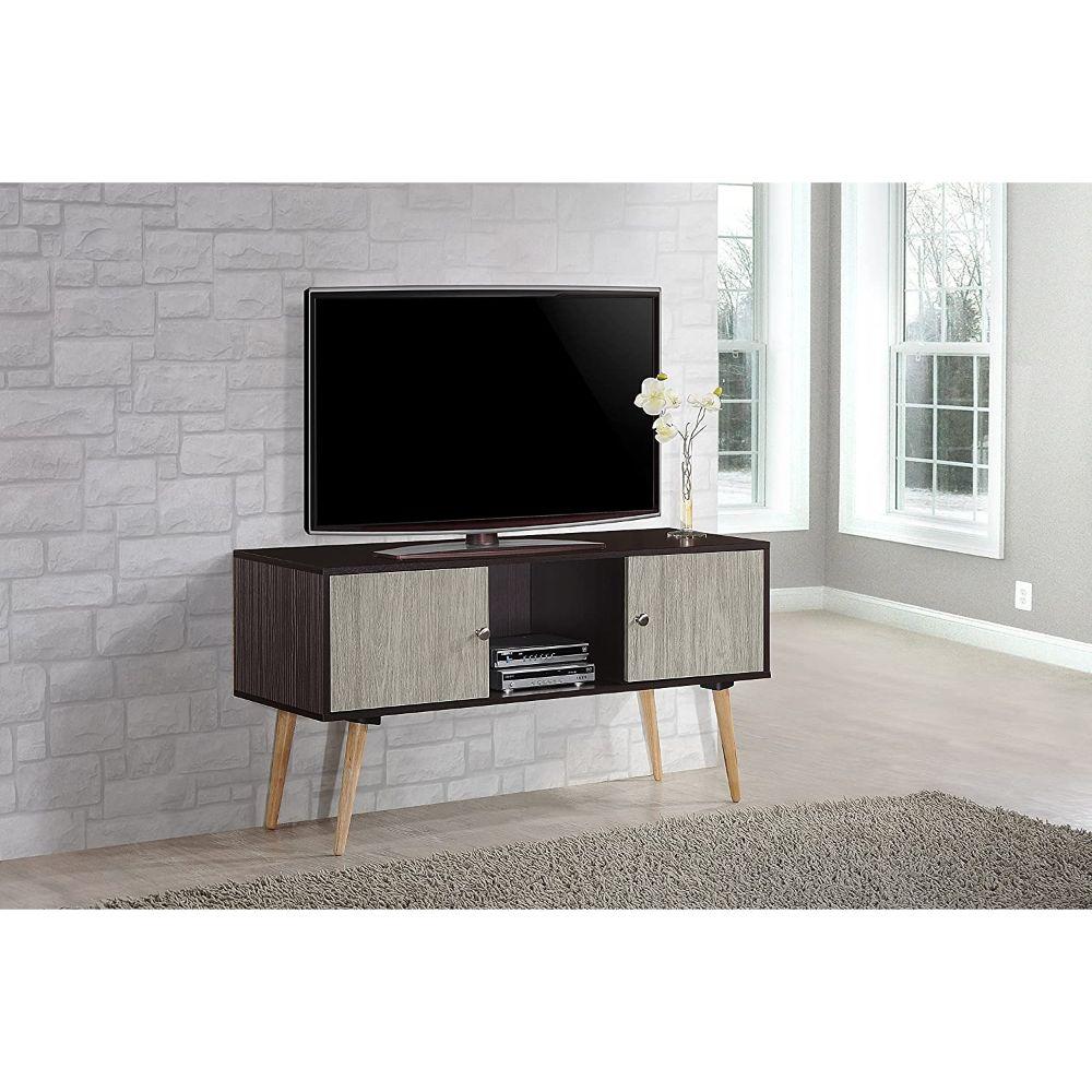 TV Stand with Storage Doors