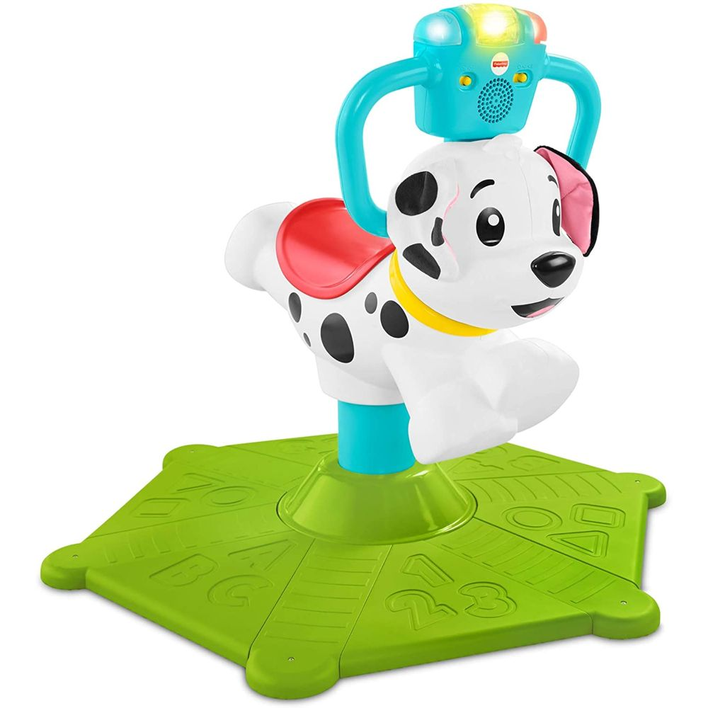 Bounce & Spin Puppy