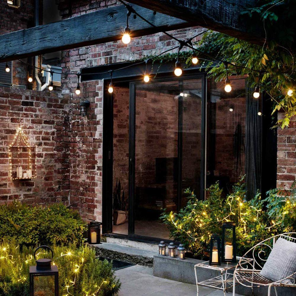 Strand Porch Lights