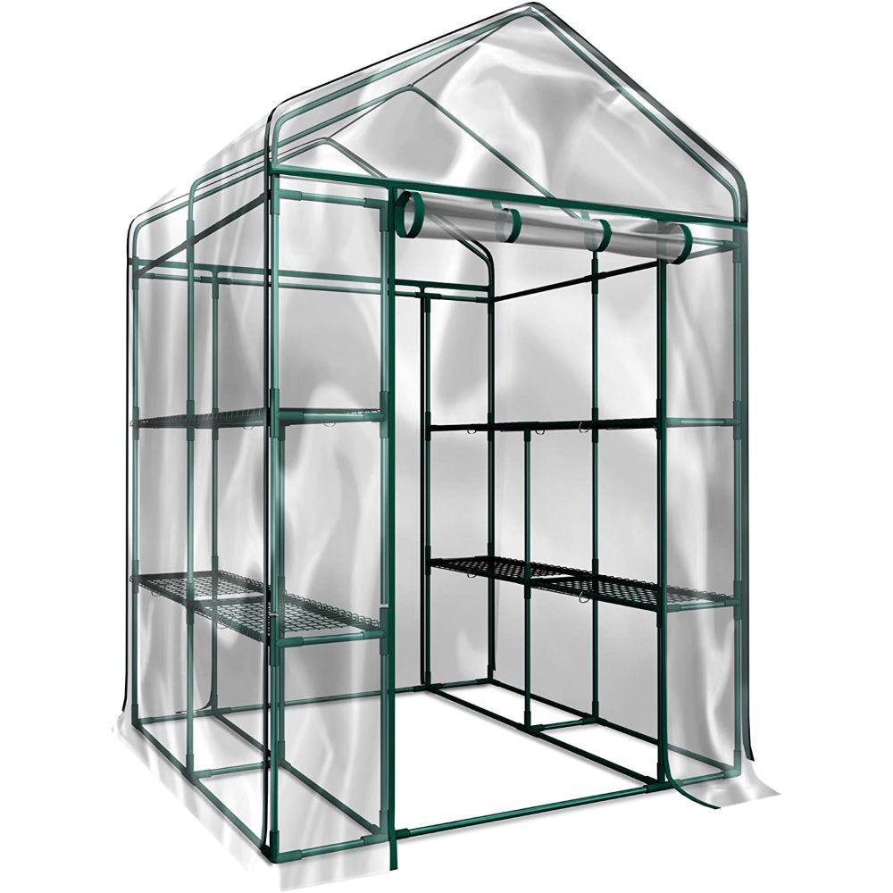 Walk-In Greenhouse