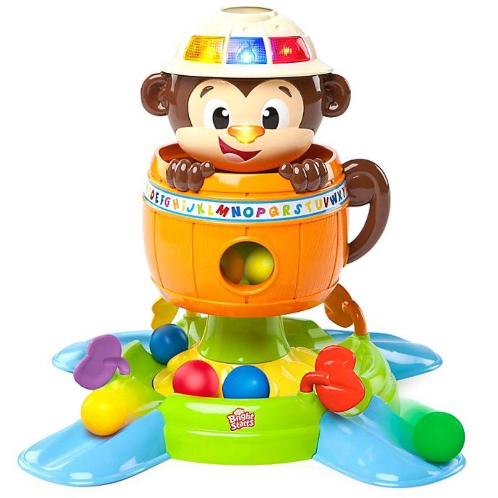Hide & Spin Monkey