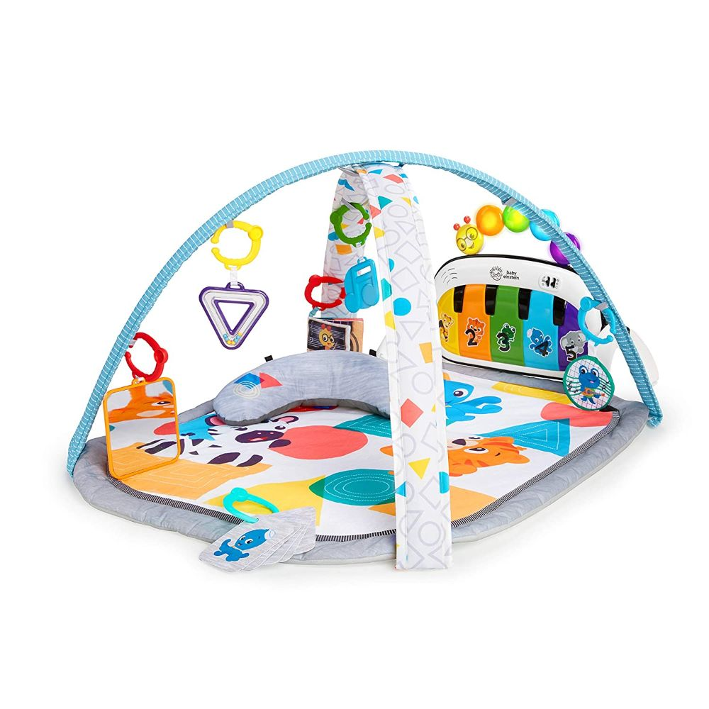 4-in-1 Activity Play Gym