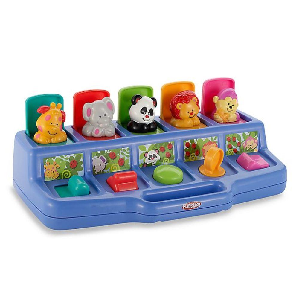 Pop-up Activity Toy