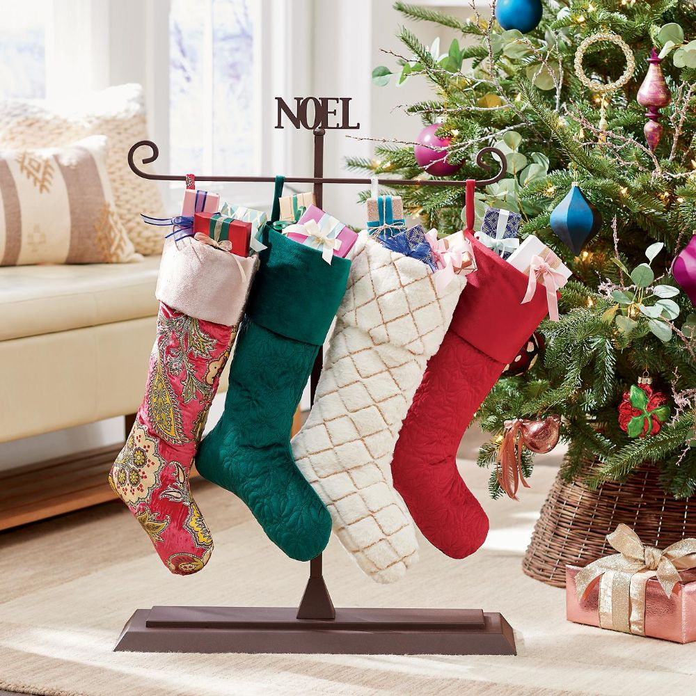 Adjustable Stocking Stand
