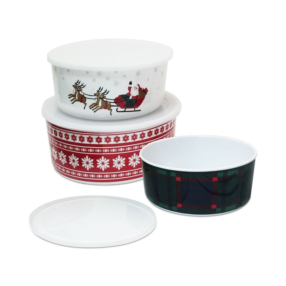 Martha Stewart Food Containers