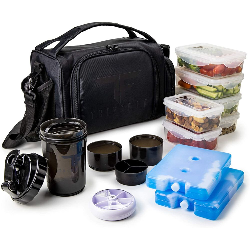 Insulated Meal Prep Set