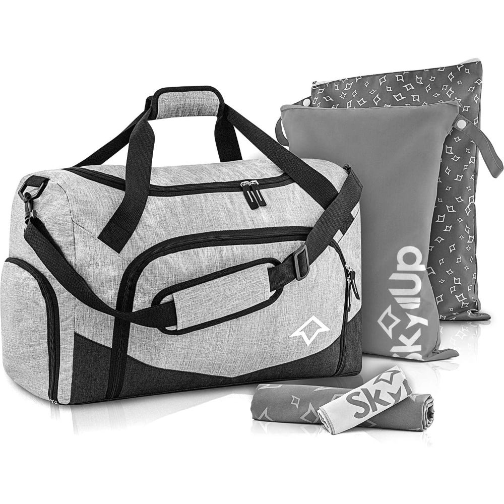 5-in-1 Gym Bag Bundle