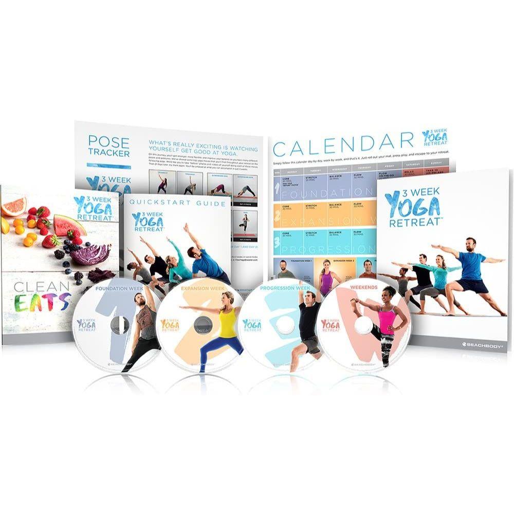 Yoga Retreat Workout Program