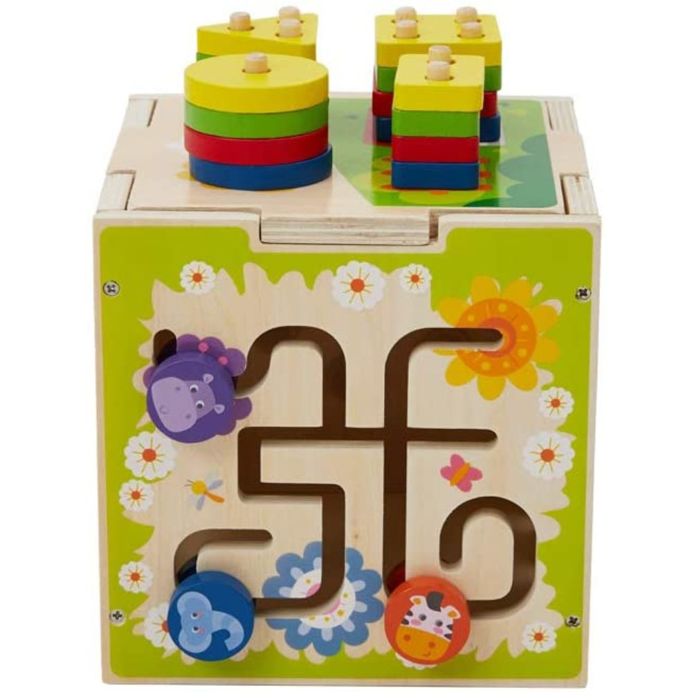 Educational Activity Cube