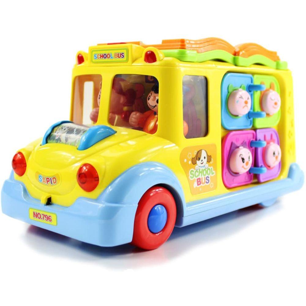 Educational School Bus