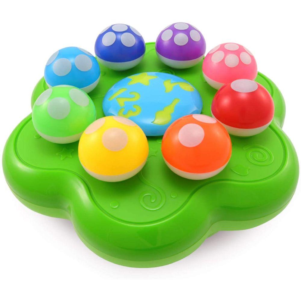 Mushroom Garden Learning Toy