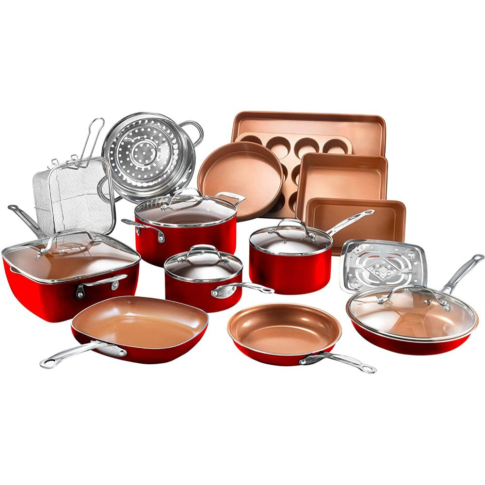 20-Piece Cookware Set