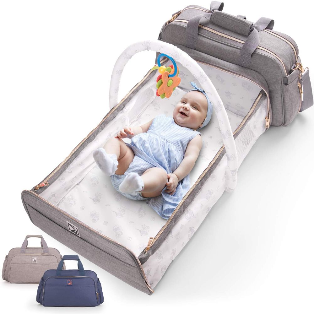 4-in-1 Diaper Bag