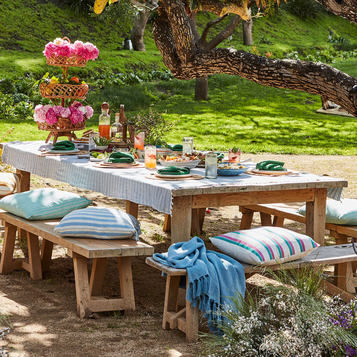 Outdoor Entertaining $25,000 Sweeptakes