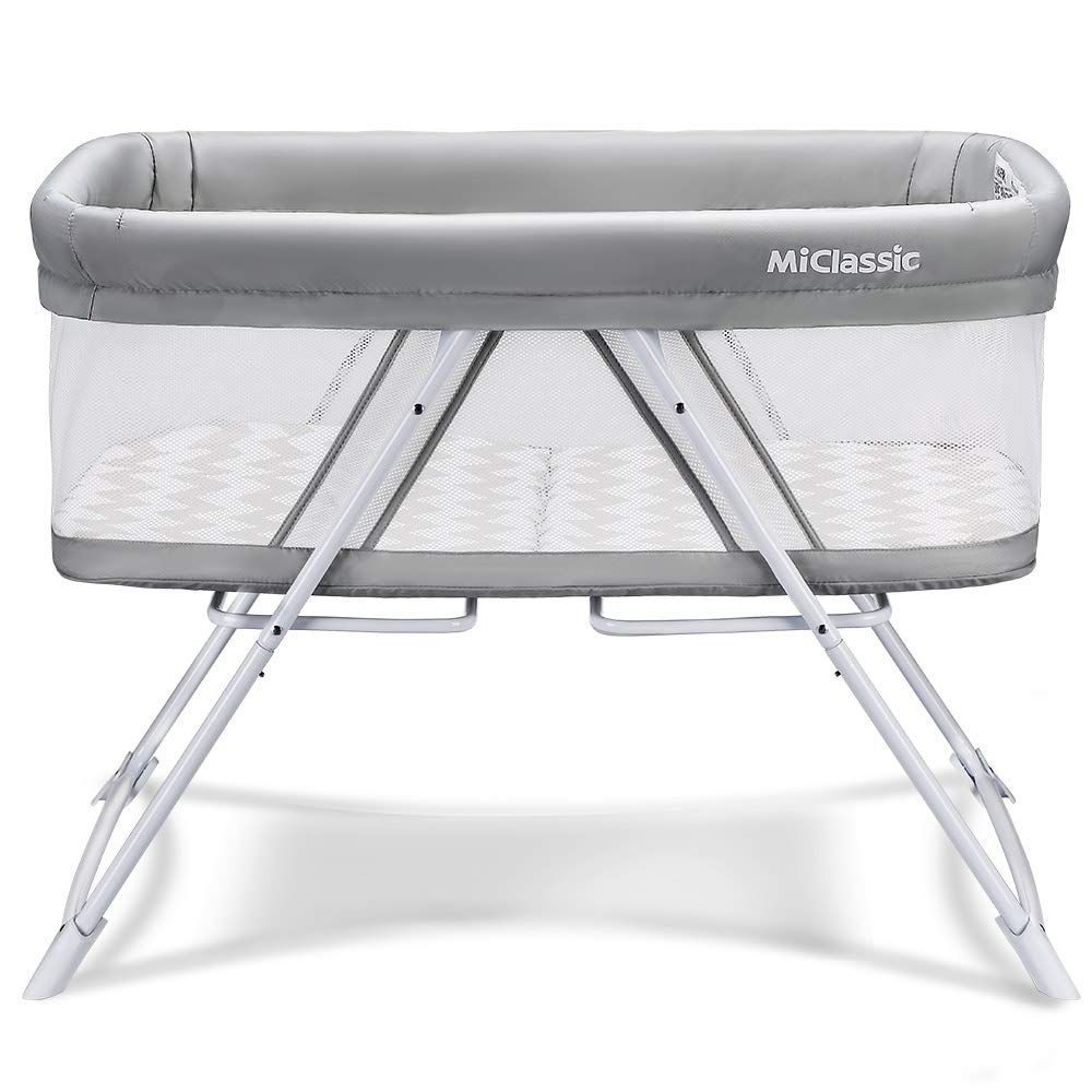 Stationary & Rock Bassinet