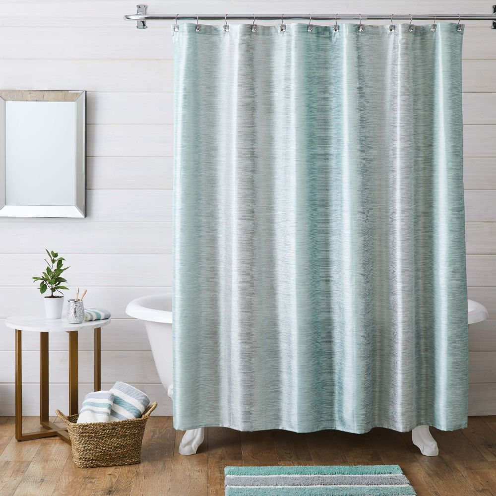 BH&G Shower Curtain