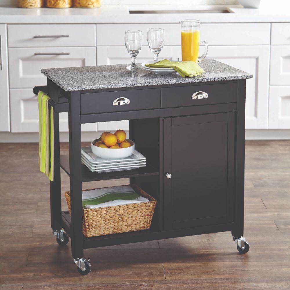 BH&G Kitchen Cart
