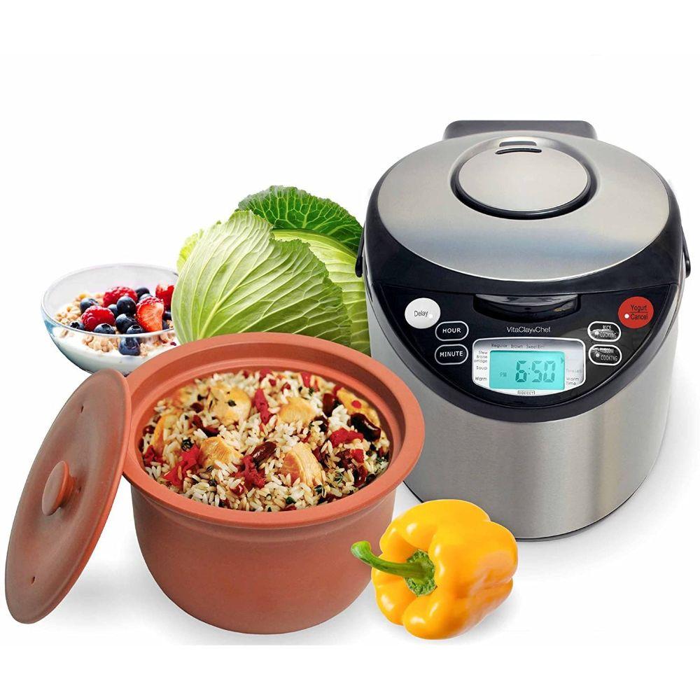 Organic Multi-Cooker