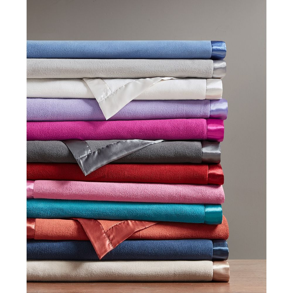 Martha Stewart Fleece Blankets