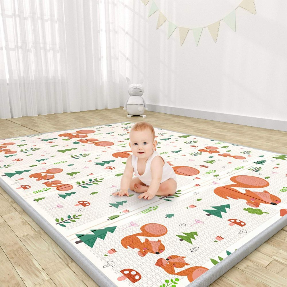 Reversible, Waterproof Play Mat