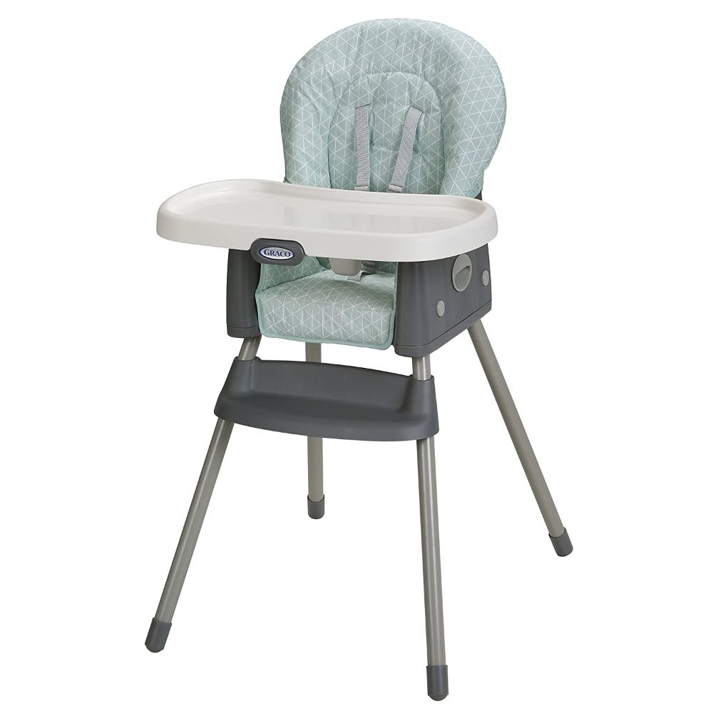 2 in 1 Portable High Chair