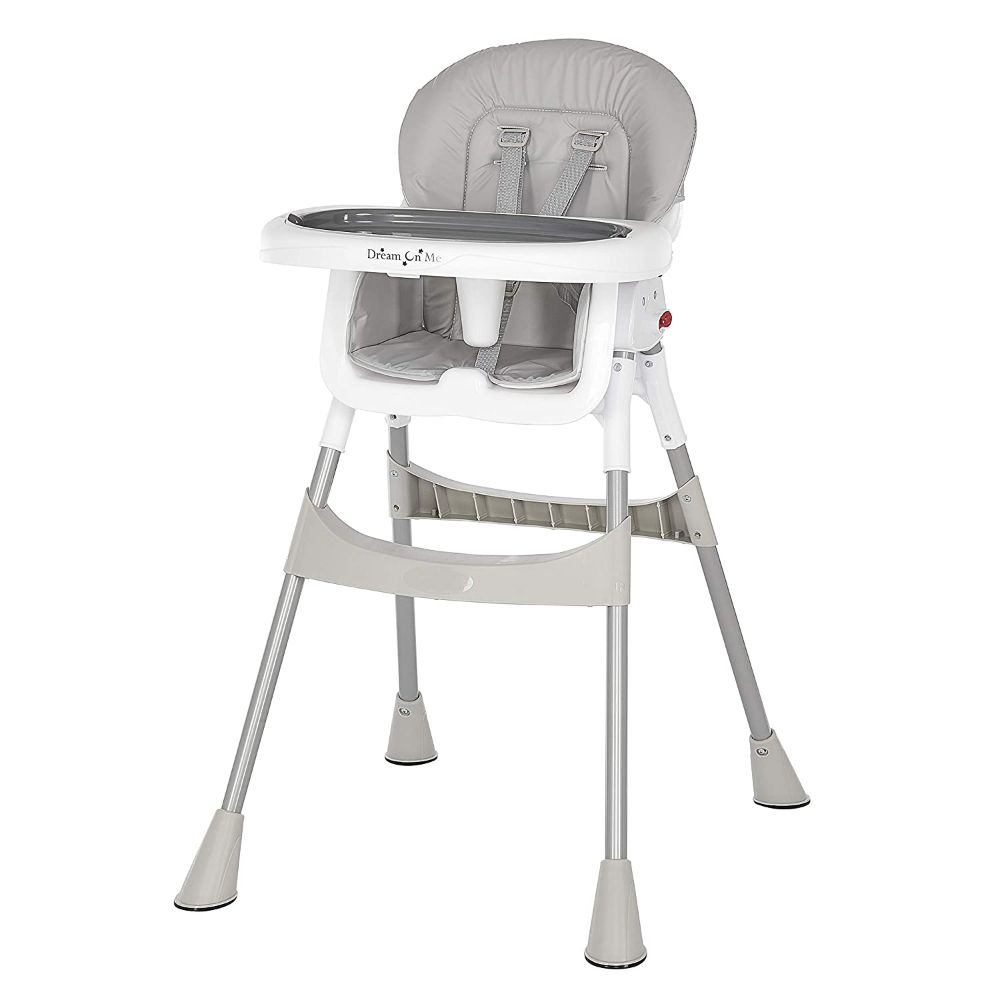 2-in-1 Portable High Chair