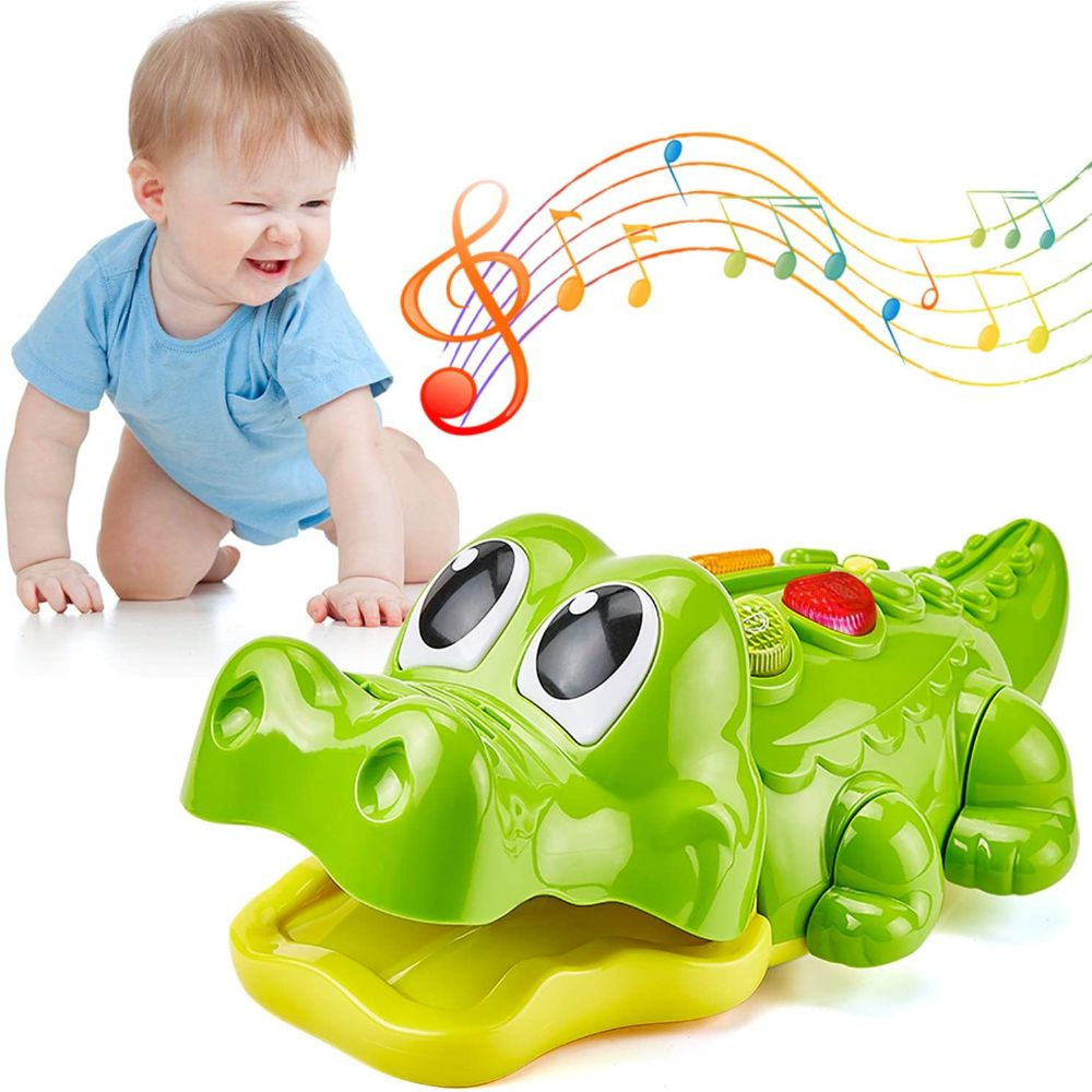 Push Pull Musical Toy