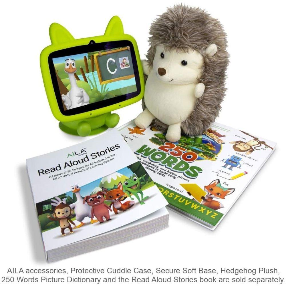 Virtual Early Preschool Learning