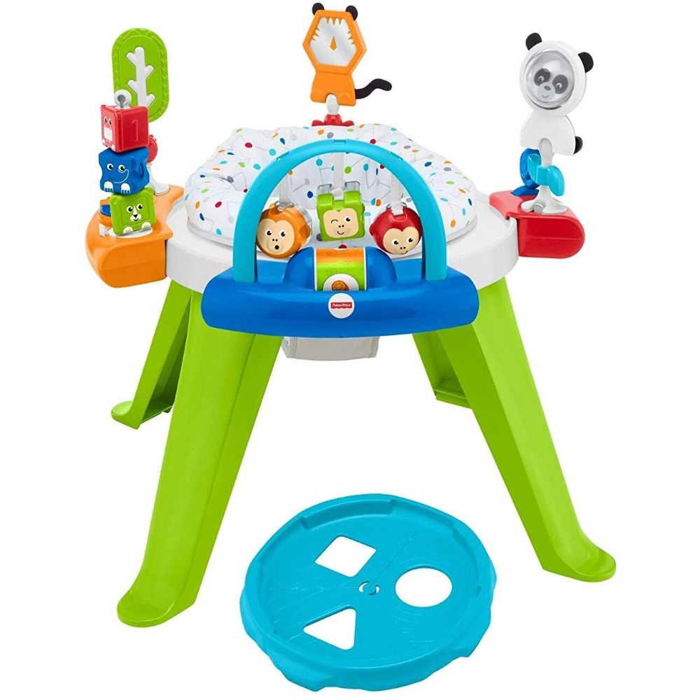 Spin and Sort Activity Center