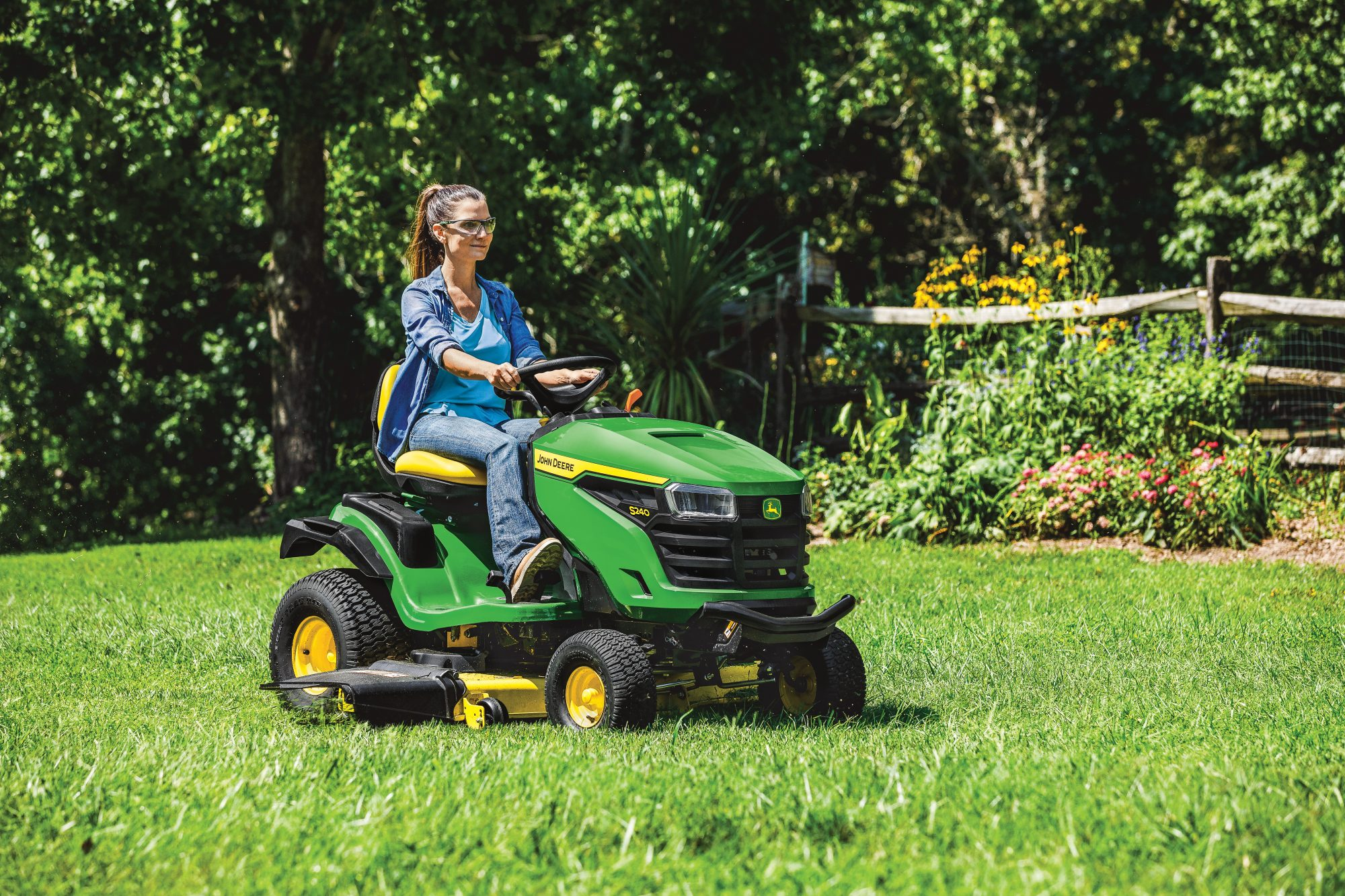 Your Best Yard with John Deere Sweepstakes